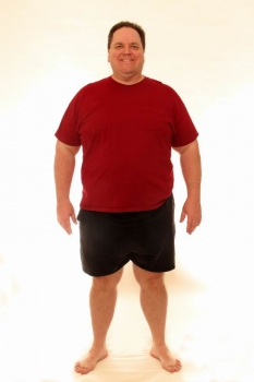306.4 lbs - Down 15.2 (4/24/2010)
