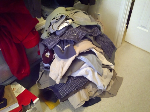 The First Great Clothes Purge